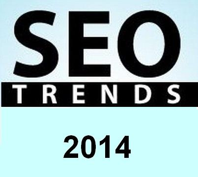SEO marketing trends 2014